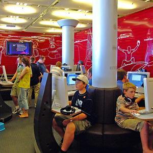 Интернет-кафе Уфы