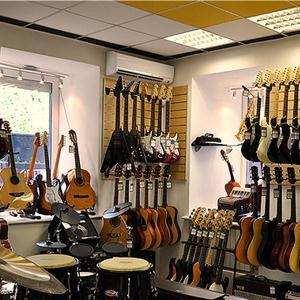 Музыкальные магазины Уфы