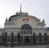 Железнодорожные вокзалы в Уфе
