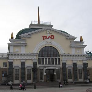 Железнодорожные вокзалы Уфы